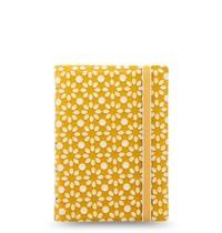 Filofax: Pocket Impressions Notebook - Yellow + White