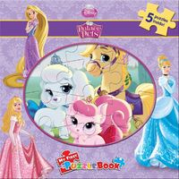 Palace Pets – My First Puzzle Book