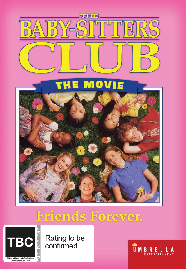 The Babysitters Club: The Movie on DVD image