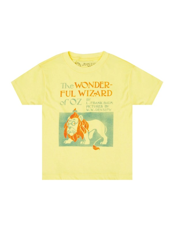 Out of Print: The Wizard of Oz Childrens Tee - 4/5 yr