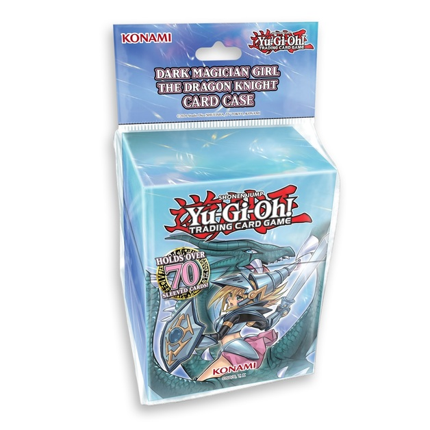 Yu-Gi-Oh! Dark Magician Girl the Dragon Knight Card Case
