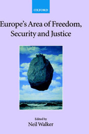 Europe's Area of Freedom, Security, and Justice image