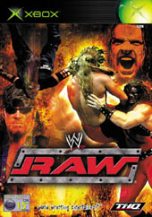 WWE: Raw for Xbox