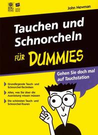 Tauchen Und Schnorcheln Fur Dummies by J. Newman image