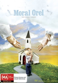Moral Orel - Volume 1: The Unholy Version on DVD image