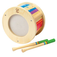 Hape: Little Drummer Wooden Drum