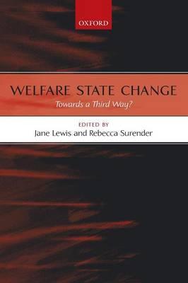 Welfare State Change image