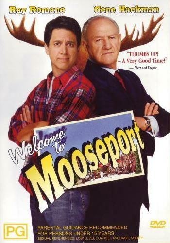Welcome To Mooseport on DVD image