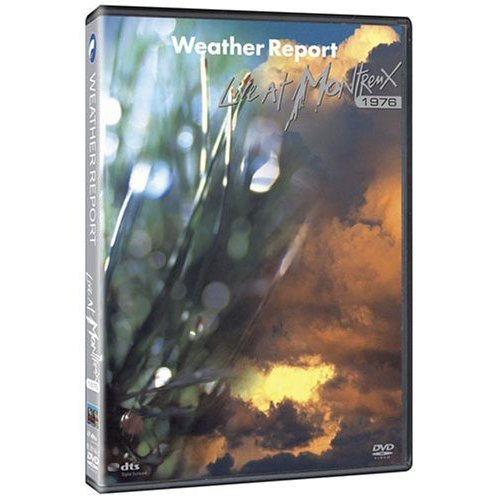 Weather Report - Live At Montreux 1976 on DVD