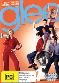 Glee - The Complete Second Season on DVD