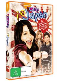 iCarly: iGo To Japan on DVD