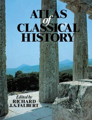 Atlas of Classical History image