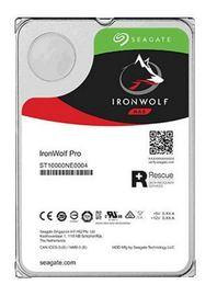 4TB Seagate IronWolf Pro NAS SATA 6Gb/s 128MB Cache 3.5-Inch Internal Hard Drive