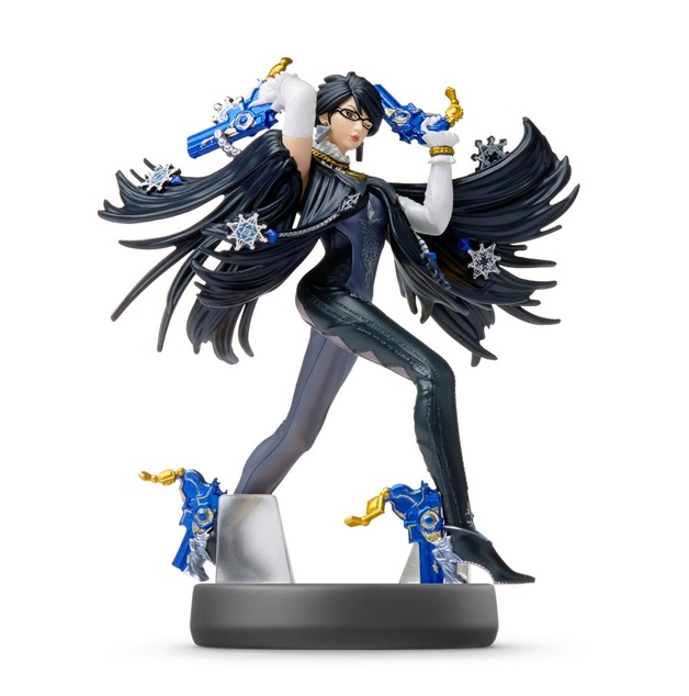 Nintendo Amiibo Bayonetta 1 - Super Smash Bros. Figure for