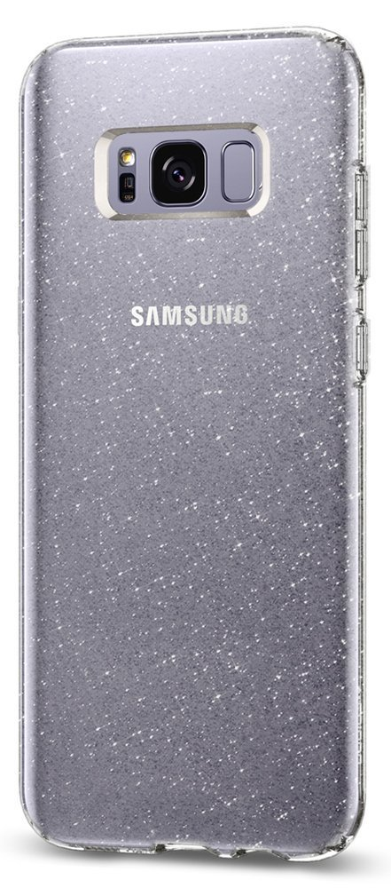 Spigen: Galaxy S8 - Liquid Crystal Glitter Case (Crystal Quartz) image