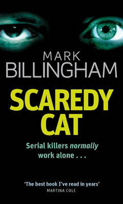 Scaredy Cat (Tom Thorne #2) by Mark Billingham