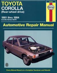 Toyota Corolla (RWD) (81 - 84) by Jeff Killingsworth