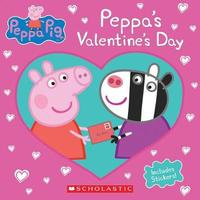 Peppa's Valentine's Day (Peppa Pig) by Courtney Carbone