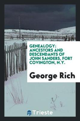 Genealogy by George Rich