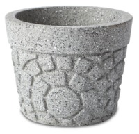 Mindware Create: Paint Your Own Stone - Mosaic Flower Pot image