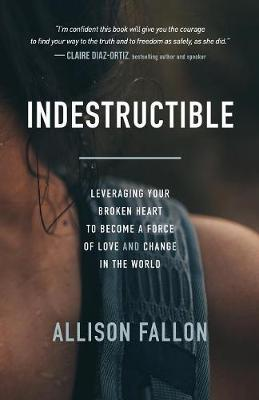 Indestructible by Allison Fallon image