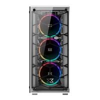 Xigmatek Venom X Arctic Tempered Glass Mid Tower Case
