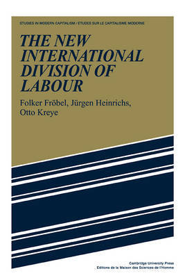 The New International Division of Labour by Folker Frobel image