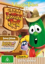 VeggieTales - The Ballad Of Little Joe on DVD