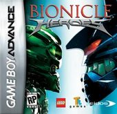 Bionicle Heroes for Game Boy Advance