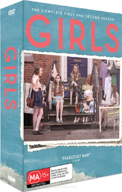 Girls - The Complete First & Second Season Box Set on DVD