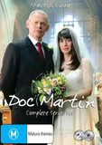 Doc Martin - Complete Series Six on DVD