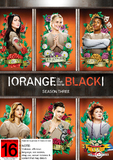 Orange is the New Black Season 3 (4 Disc Set) DVD