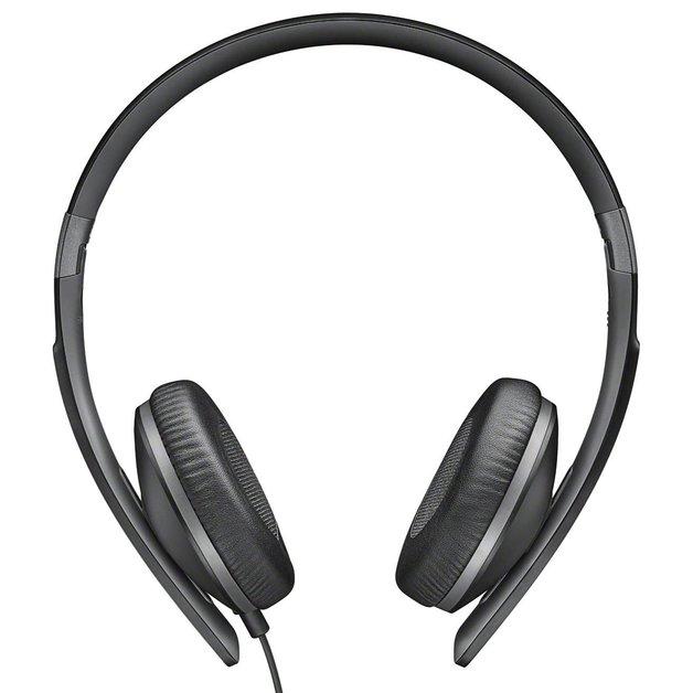 Sennheiser HD 2.30 On Ear Headphones for Samsung Galaxy (Black)
