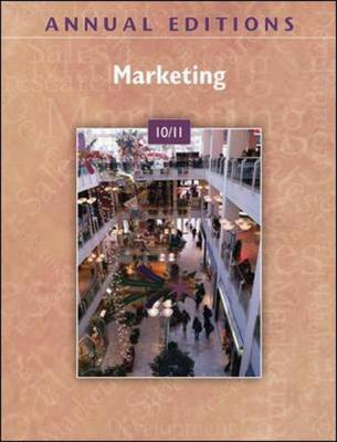 Marketing: 2010-2011 by John E Richardson