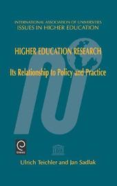 Higher Education Research image