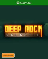 Deep Rock Galactic for Xbox One