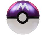 Pokemon: Moncolle Replica Pokeball - (Master Ball)