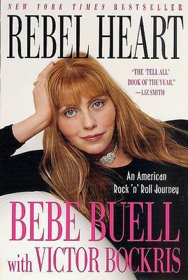 Rebel Heart by Bebe Buell image