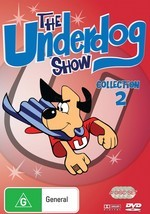 Underdog Show, The - Collection 2 (4 Disc Set) on DVD