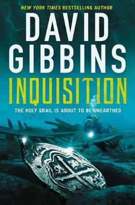 Inquisition by David Gibbins image
