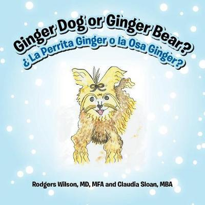 Ginger Dog or Ginger Bear? by Mba Claudia Sloan