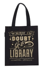Out of Print: When In Doubt - Card Tote Bag