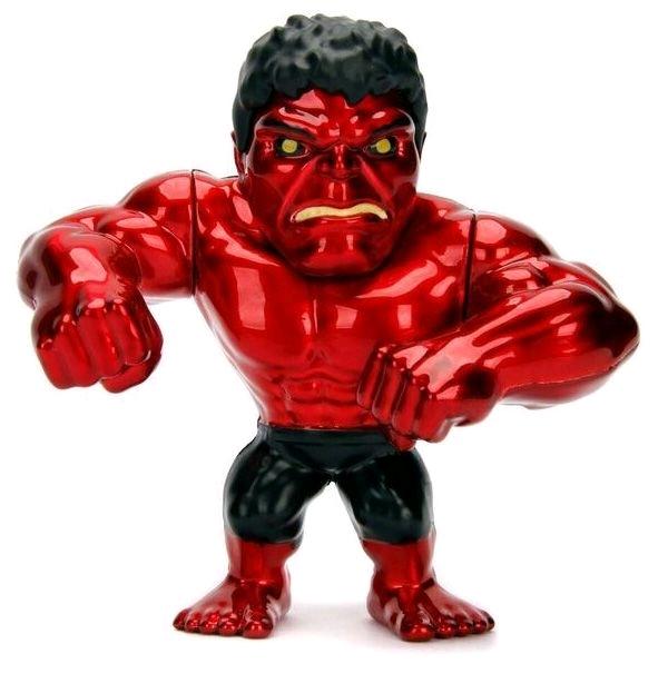 Jada Metals: Red Hulk - Die-Cast Figure
