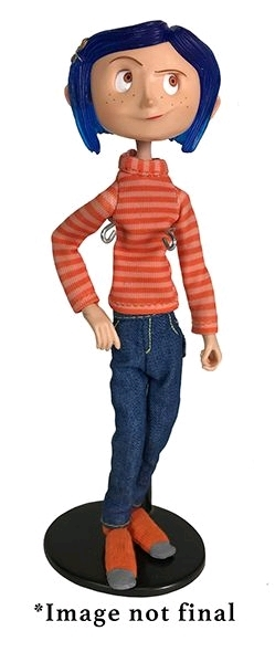 """Coraline (Casual Ver.) - 7"""" Articulated Figure image"""