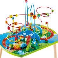 Hape: Jungle Adventure - Railway Activity Table