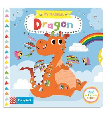 My Magical Dragon by Campbell Books image