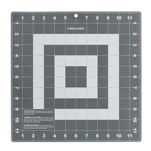 """Fiskars Cutting Mat (12"""" x 12"""")"""