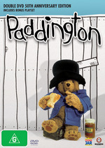 Paddington - Double DVD 50th Anniversary Edition (2 Disc Set) on DVD