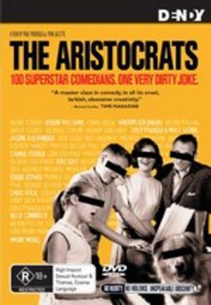 The Aristocrats on DVD image