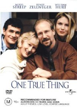 One True Thing on DVD image